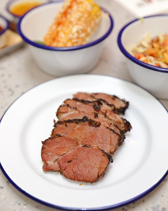 [Chico Loco] - Chico Loco also offers Dry Rubbed Lamb Shoulder (125g for $12/250g for $23) as well, which is less commonly offered elsewhere.