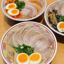 [Japan Gourmet Hall SORA] - Ikkousha from Fukuoka that is known for its Yatai-style ramen.