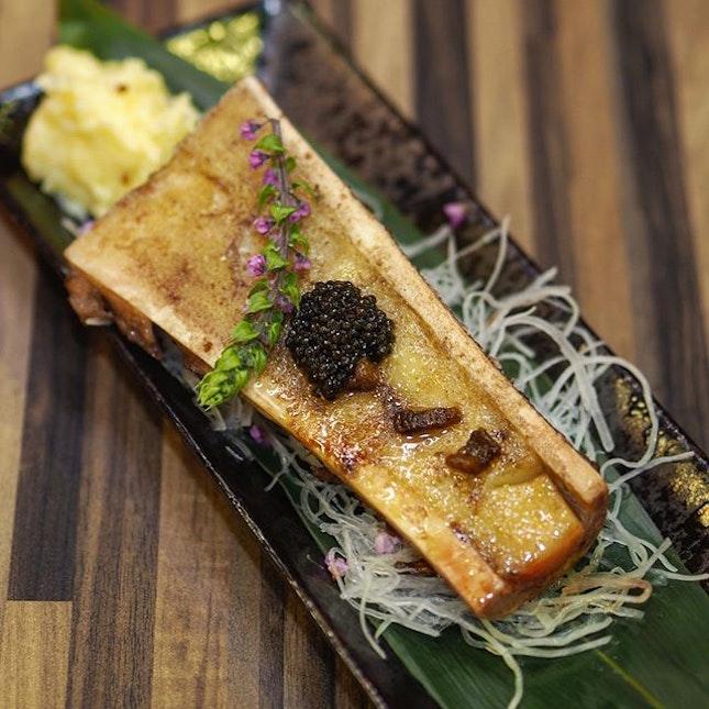 [Uni Gallery] - Caviar Bone Marrow.