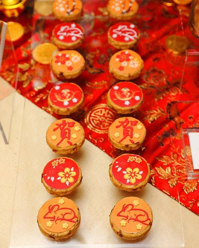 [Goodwood Park Hotel] - Gula Melaka Cookies ($28.80 per box of 7pc).
