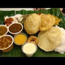 Komalas South Indian Thali