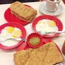 Toast & Eggs