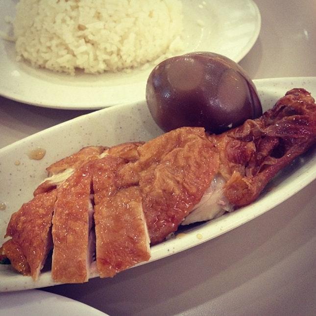 Favorite value for money chicken rice!