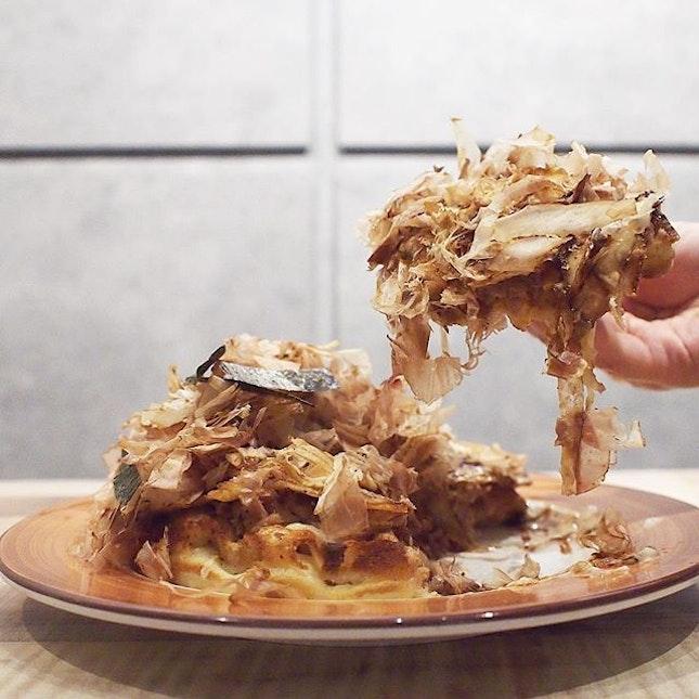 Okonomiyaki Wazza ($11)
