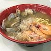 Prawn Noodles ($5)