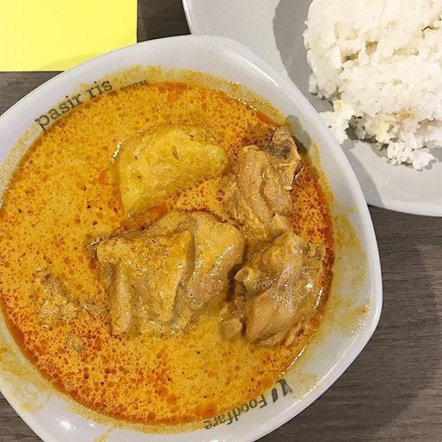 Curry Chicken Stew ($2.80)