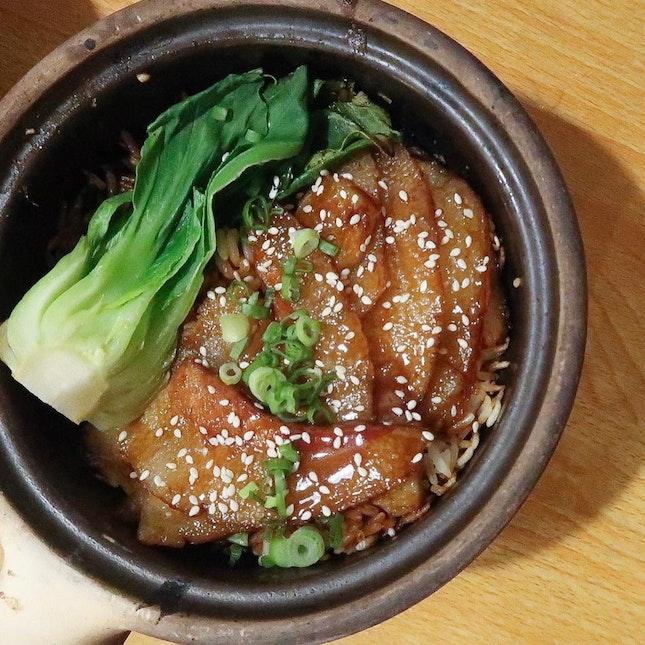 Teriyaki Pork Jowl ($7)