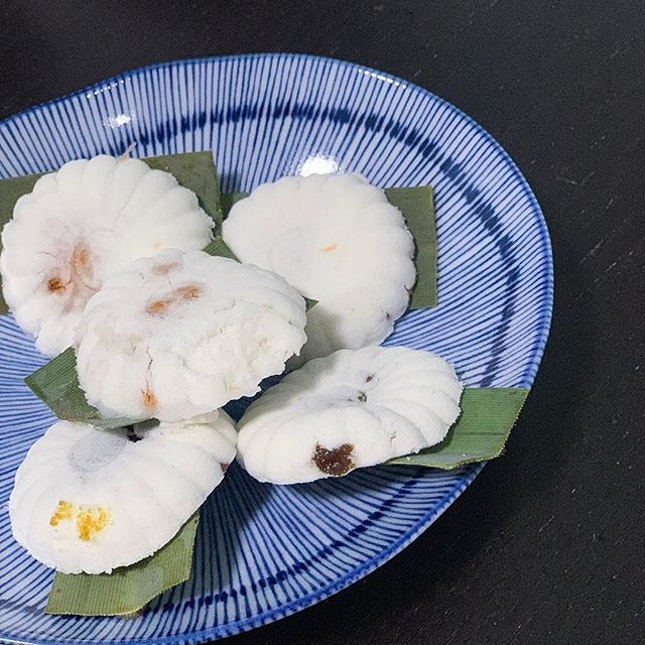 Tutu Kueh (5 For $3/ $3.50 For Assorted Flavours)