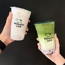 Taro Milk & Matcha Azuki ($5.60 Each)