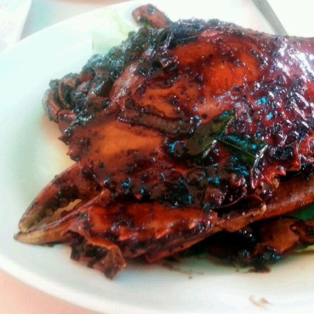 Black Pepper Crab!:)
