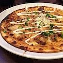 Wafu pizza.