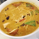 Sea Food Laksa Lemak