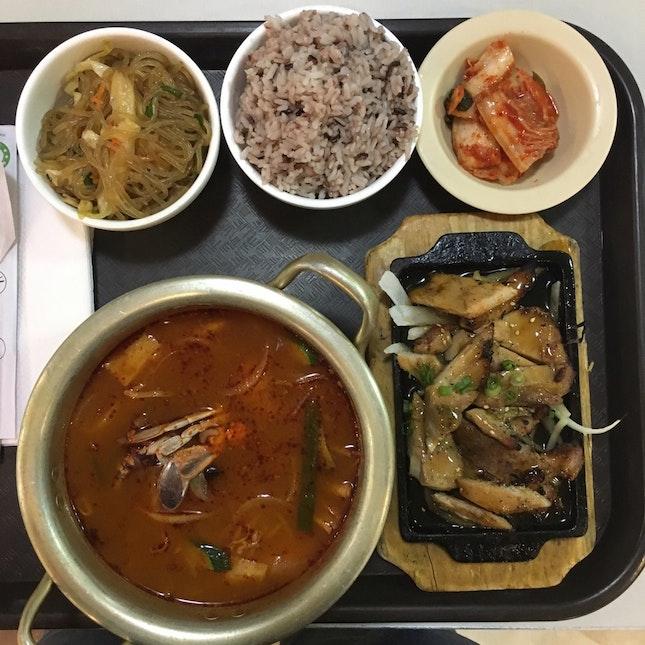 Seafood Soup Combo