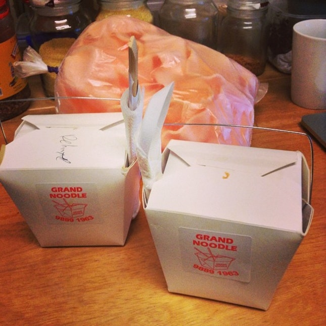 Chinese TakeAway Boxes !!