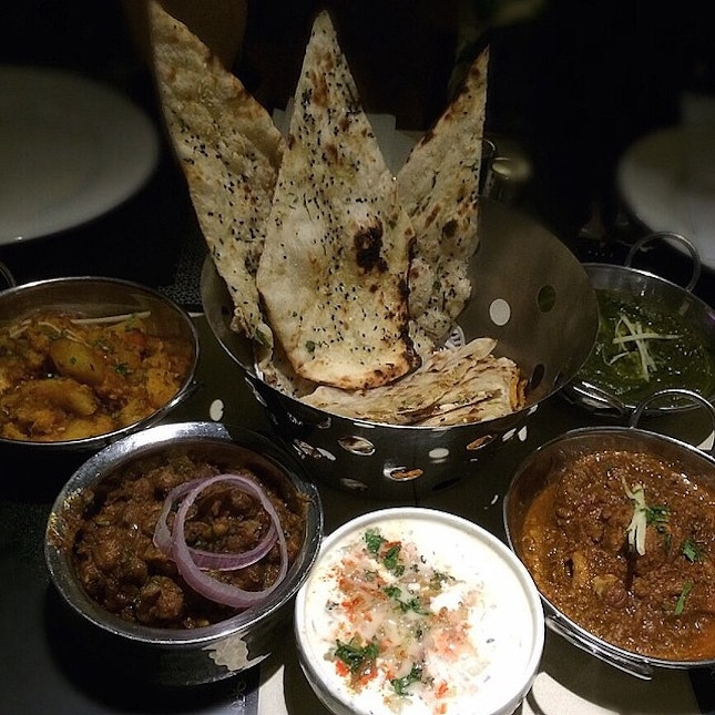 Treasured flavours of India at Pind Balluchi