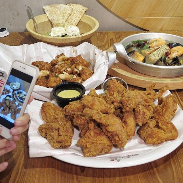Korean Fusion Chicken Factory