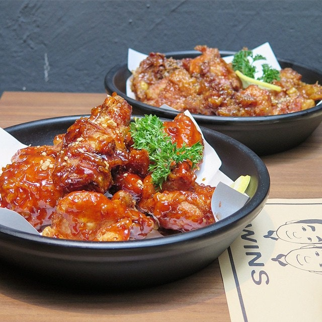 Korean Cuisine (Asian)