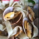 Clam Noodle Soup