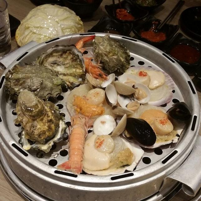 5 Tier seafood