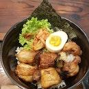 Chicken Leh Don
