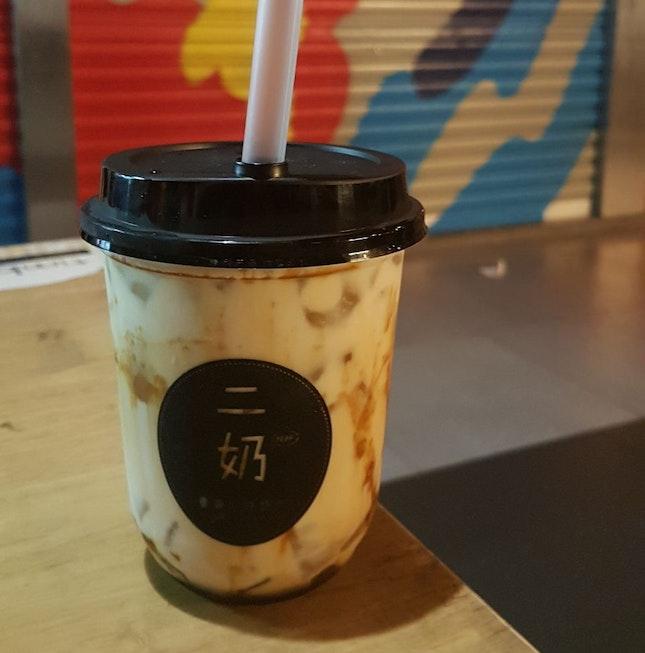 Er Nai - Brown Sugar Milk Tea