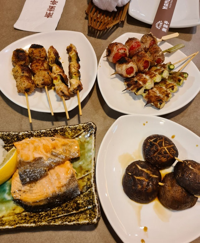 Yakitori Set For Two