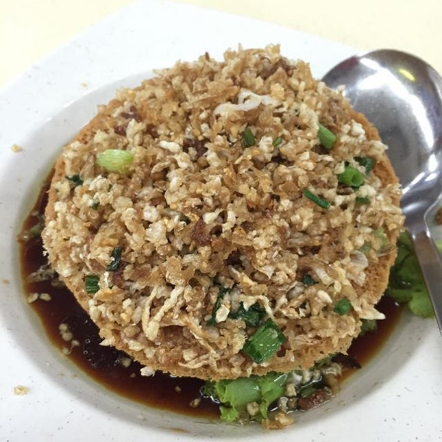 Crispy tofu #burpple