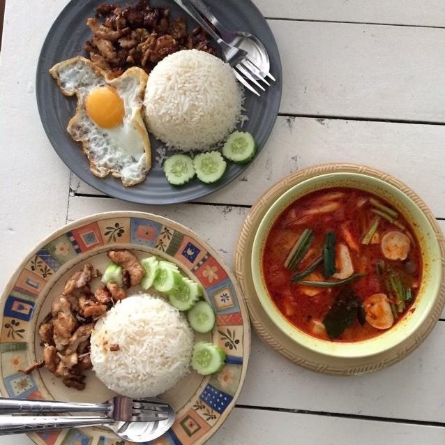 Last Lunch At Thai