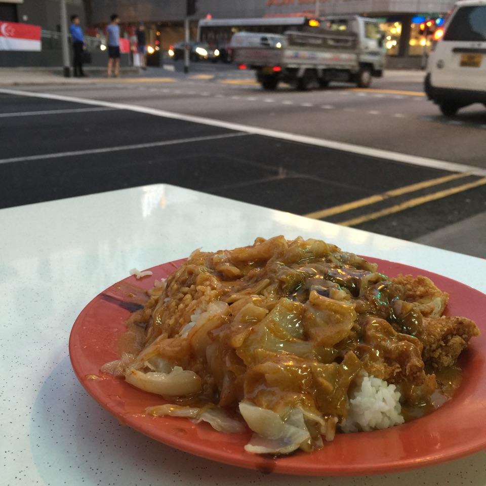 My Scissor Cut Curry 365