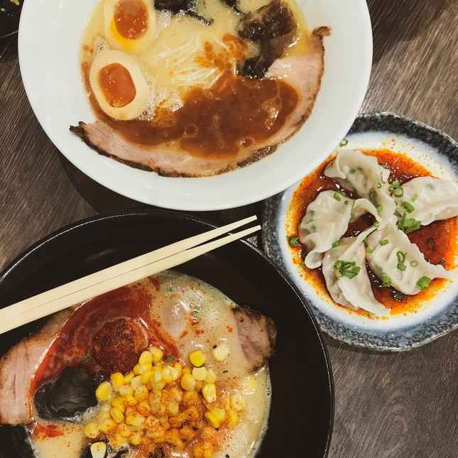 For An Awesome Bowl Of Ramen