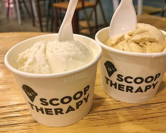 Scoop Therapy