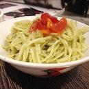 Viet pesto noodles ($6)