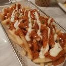 Mala Mayo Fries ($5.90)