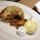 #dessert time!🍰 #Applecrumbpie😋