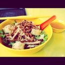 Vietnamese Grilled Pork Noodle