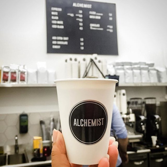 For Superb Coffee to go in the CBD