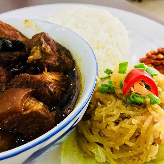 The danger of opening a Penang Nonya style restaurant is that everyone's mother/grandmother/aunty will claim to do the dishes better.