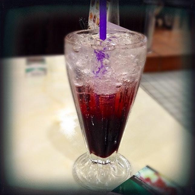 how to make ribena soda