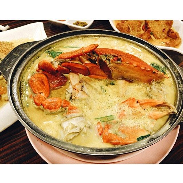 #crab #seafood #beehoon #milk #fortheloveoffood #foodphotography #foodbloggerhere #foodreviewssg #foodspotting #foodnation #fooddrool #foodcoma #yummy #instafood #igsg