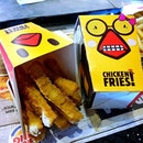 This is Burger Kings Chicken Fries.