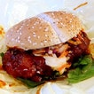 Its the Oppa burger!