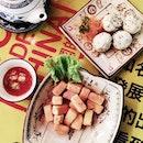 Sesame Bun + Tofu!
