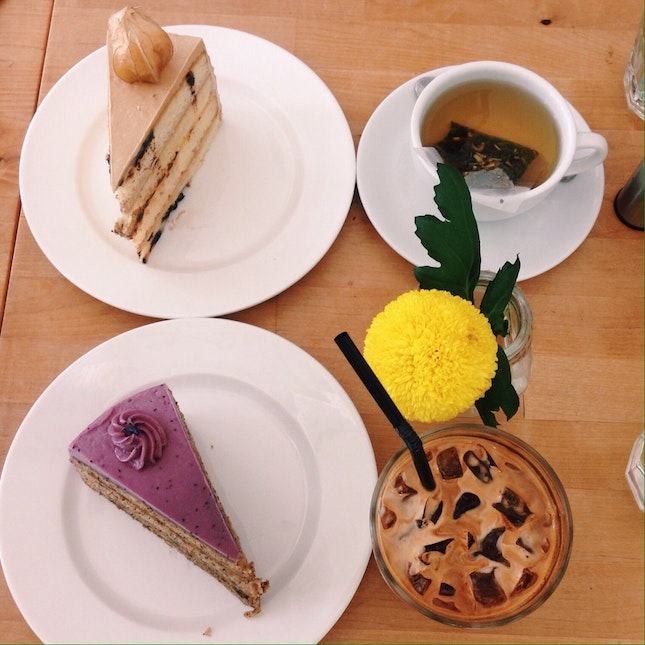 Cakes, Coffee and Tea