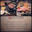 #dinner with the i.Hub peeps last night at #hifumi 🍴 // #latergram
