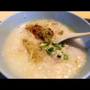 Fish & Pork Porridge