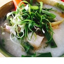 Fish Belly Porridge