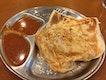 Roti Prata Kosong And With Egg
