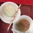 Glutinous Rice & Big Pau