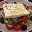 Horiatiki (Greek Salad)