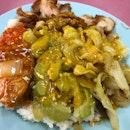 Tan Koon Curry Rice